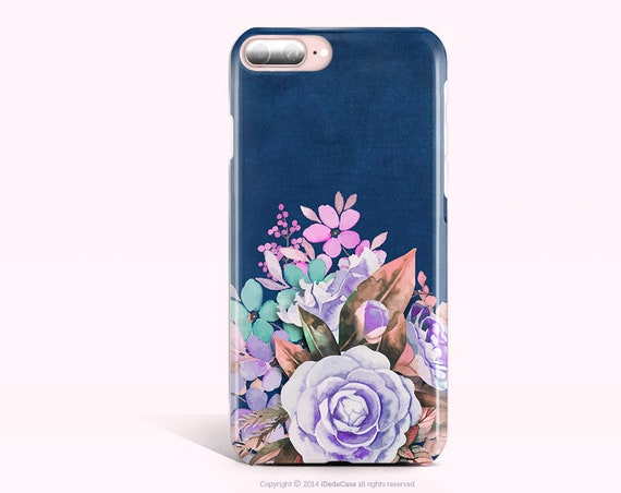 Floral iPhone Case iPhone XS Max Case iPhone XS Case iPhone XR Case iPhone X Case iPhone 8 Plus Case iPhone 8 Case 7 Plus 7 6S 6 Case