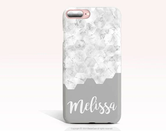 iPhone 8 Case Personalized iPhone 7 Case Marble iPhone X Case Personalized iPhone 8 Plus Case iPhone 6s Case  iPhone 6 Case Galaxy S8  Case