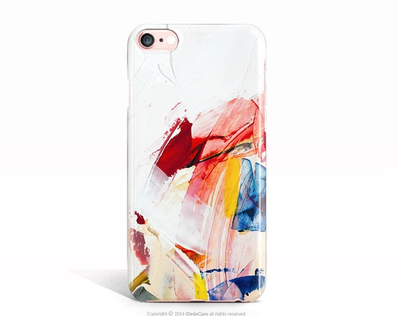 iPhone XS Max case, iPhone XR case, Brush Strokes iPhone XS case, iPhone X case, Oil Paint iPhone 8 case, iPhone 7 case, iPhone 7 Plus Case