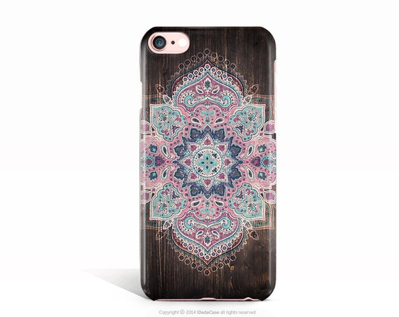 iPhone 7 Case mandala iPhone 7 Plus Case iPhone 6s Case iPhone 6 Case iPhone 8 Plus Case iPhone X Case Case Samsung Galaxy S8 Plus Case