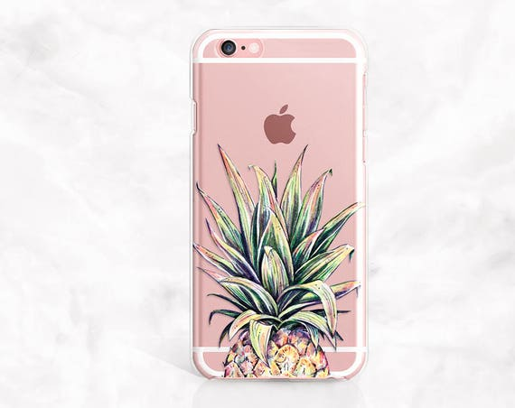 iPhone 8 Plus Case Pineapple iPhone X Case Clear iPhone 7 Plus Case Samsung Galaxy S8 Plus Case iPhone 6s Plus Case iPhone 6s Case Note 5
