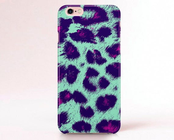 iPhone 7 Case Mint Leopard iPhone 6 Case Floral iPhone 7 Plus Case iPhone 6s Case Samsung S6 Case S6 Case iPhone 6 Plus Case iPhone 6 Case