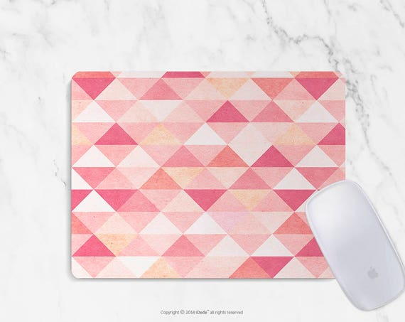 Geometric Mousepad Triangles Mousepad Rectangle Mouse pad Beautiful Design triangle Mouse pad Cute gift Office Computer Accessories 20