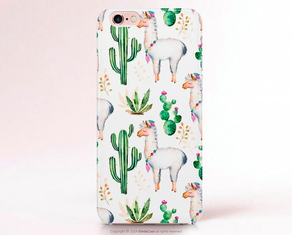 iPhone XS Case Llama iPhone X Case Llama iPhone 7 Plus Case Animal Phone Case iPhone 8 Plus Case iPhone XR Case iPhone 8 case TOUGH