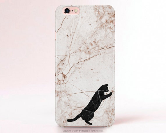 iPhone XS Case Marble Cat iPhone XS Max Case iPhone XR Case iPhone X Case iPhone 8 Case iPhone 7 Plus Case Samsung S9 Samsung S9 Plus