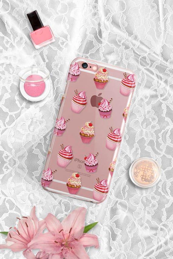 iPhone X Case Cake iPhone 8 Case Clear iPhone 8 Plus Case Clear Samsung Galaxy S8 Case iPhone 7 Plus Case iPhone 6 Plus Case iPhone 6 Case