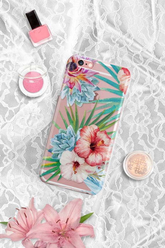 iPhone 7 Case floral iPhone 7 Plus Case Clear iPhone 8 Plus Case Clear Samsung Galaxy S8 Case iPhone 7 Case iPhone 6 Case iPhone 6s Case