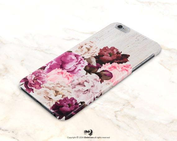 iPhone 8 Case Floral iPhone 8 Plus Case Fall iPhone X Case Gift Samsung Galaxy S8 Case Floral Samsung Galaxy S8 Plus Case Floral Note 8 Case