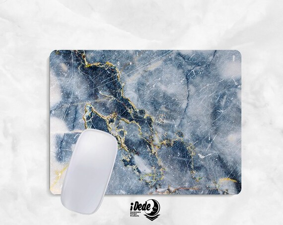Marble Mousepad Marble mouse pad Round or Rectangle Mouse pad Beautiful Design Marble Mouse pad Cute gift Mousepad 35