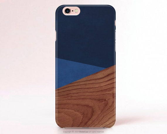 iPhone XR Case Man iPhone 8 Plus Case iPhone XS Case Wood Print Color Block Blue iPhone XS Max Case, Samsung Galaxy S9 Plus Case for Men