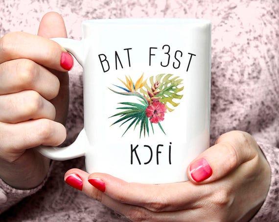 Speech Language Pathologist Coffee Mug SLP Gifts - Gifts For SLP - Speech Therapist Gifts - SL4 Mugs - Slp Humor - Speech-Language Gifts 30G
