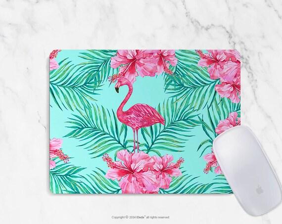 Flamingo Mousepad Palm mouse pad Round mousepad Rectangle Mouse pad Beautiful Design Mouse mat Cute gift Mousepad 27