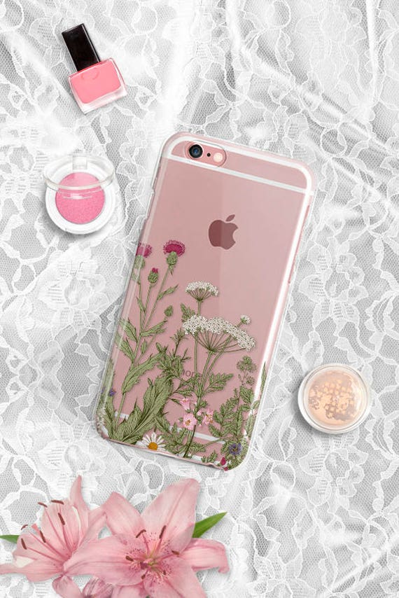 iPhone 7 Case floral iPhone 8 Case Clear iPhone 8 Plus Case Samsung Galaxy S8 Case iPhone 7 Plus Case iPhone 6 Case iPhone X case iPhone 6s