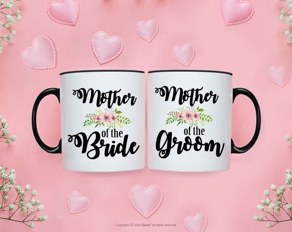 Mother of the Groom Gift from Bride Mother of the Bride Gift from Bride Mother of the Groom Gift from Son Mother of the Bride Pink
