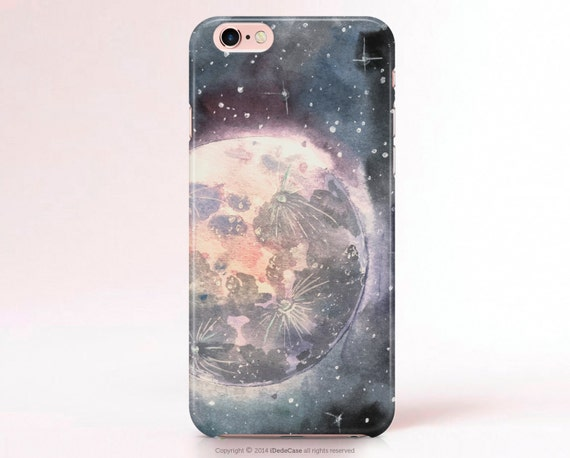 Samsung Galaxy S7 Case iPhone 6s Case moon iphone 6 case moon iPhone 5S Case Moon iPhone 7 Case Moon iPhone 7 Plus Case iPhone 6s Plus Case
