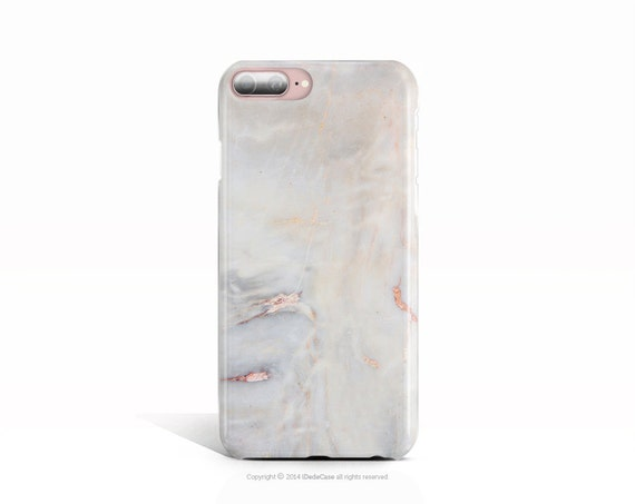 White Marble iPhone 7 Case iPhone 7 Plus Case iPhone 6s Case iPhone 6 Case iPhone 6S Plus Case iPhone 6 Plus Case Samsung Galaxy S7 Case