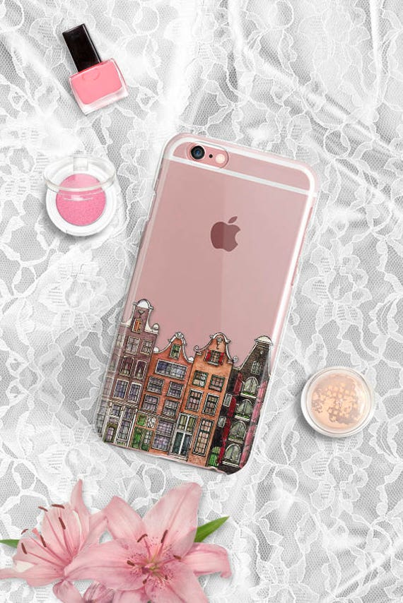 iPhone 7 Case Amsterdam iPhone 8 Case Clear iPhone 8 Plus Case Samsung Galaxy S8 Case iPhone 7 Plus Case iPhone 6 Plus Case iPhone 6 Case