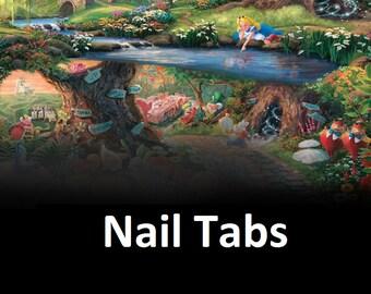 24 Press on Nail Adhesive Tabs