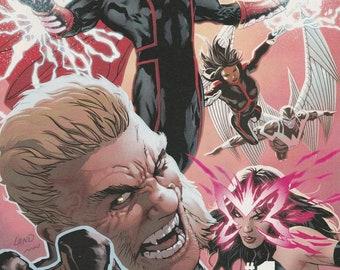 Uncanny X-Men # 1 Marvel Comics