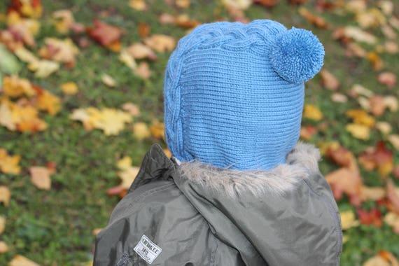 Stricken Baby elf Hut Wolle Sturmhaube Strickmütze für Baby | Etsy