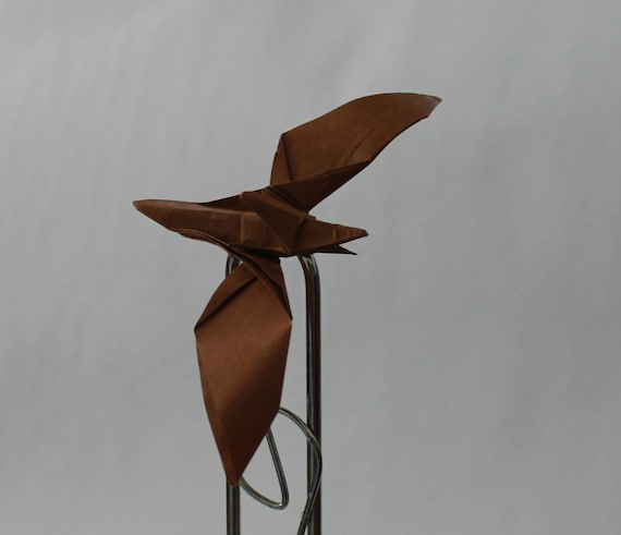 Pterodactyl John Montroll | Gilad's Origami Page | 491x570