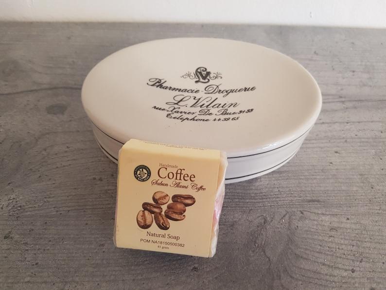 Soap bowl Vintage French soap shelf design image 0