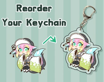 Reorder Your Keychain