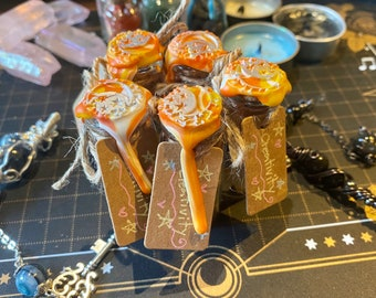 Creativity and Confidence Spell Bottle