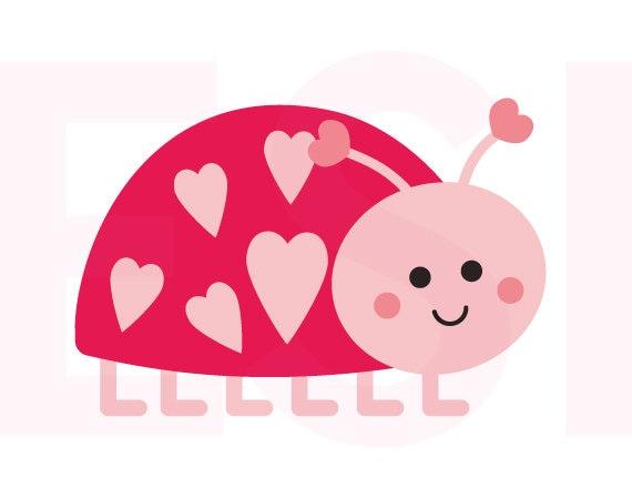 Download Love bug svg Valentine svg files SVG DXF EPS for use
