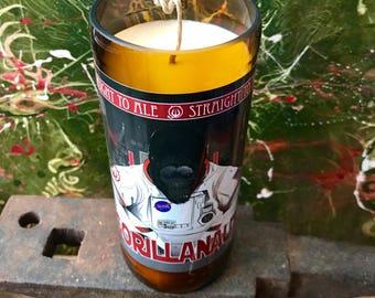 Gorillanaut bomber bottle candle