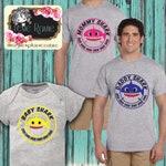 Daddy Shark, Mommy Shark, Baby Shark, Papa Bear, Shark Family, Family shirt, T Shirt, Bear family