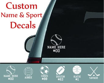 Sports Car Decals Etsy