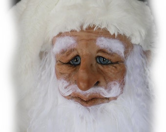 White Christmas, A Lil Darlin Originals BareFoot Santa