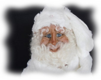 Snow Day! A Lil Darlin Originals BareFoot Santa