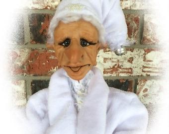Jack Frost, A OOAK Lil Darlin' Originals Art Doll