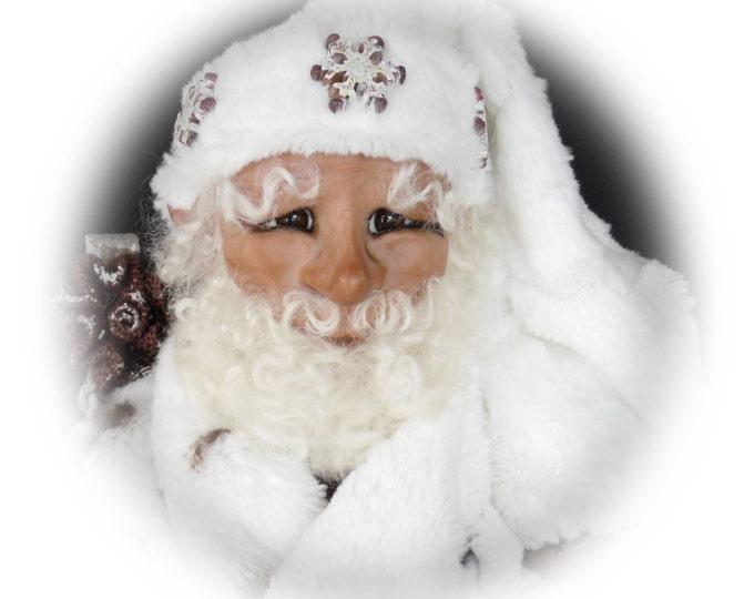 Featured listing image: Who Says Santa Isn't A Cowboy!, A Lil Darlin Original BareFoot Santa