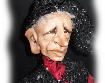 Woodge, A Lil Darlin' Original Willow Hollow Elf