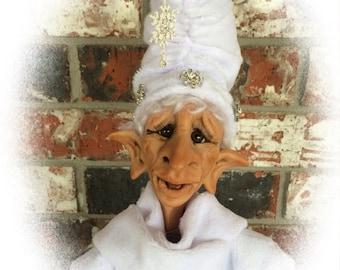 Jack Frost, A Lil Darlin Originals OOAK Artist Doll
