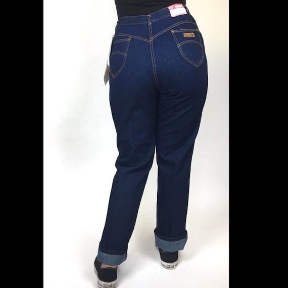 Waist 30 1980s PS Gitano Jeans Vintage Mom jeans High Waisted Jeans