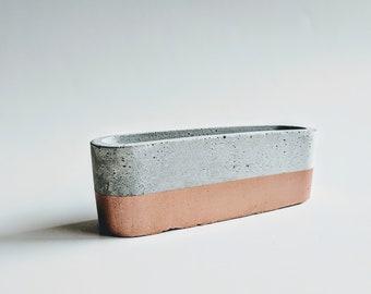 Concrete ornament | Etsy