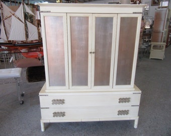Glammy Tall Boy Dresser