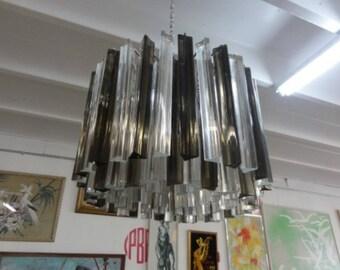 60s brass palm tree monkey chandelier lmpara chandelier de cristal de murano camer palm beach regency aloadofball Images
