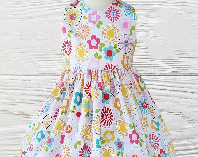 Birthday Girls dresses | Girls Party Dress | Girls Dress | Holiday Dress | Dresses | Floral girls dress | Baby Girls dress