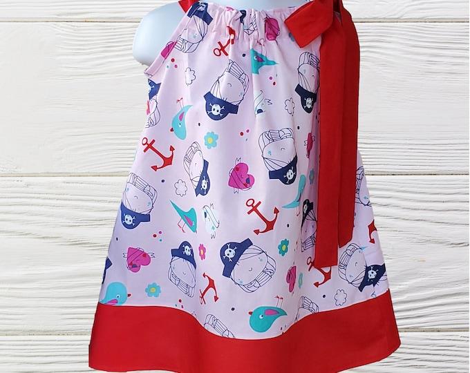 Girls Pillowcase Dress | Girl Dress |Pillowcase girls dress | Birthday girls dress | Pillowcase dress