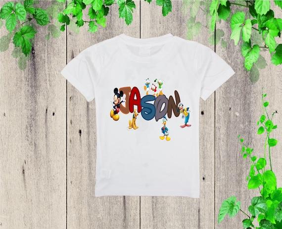 Personalized Pluto Birthday Shirt BOYS