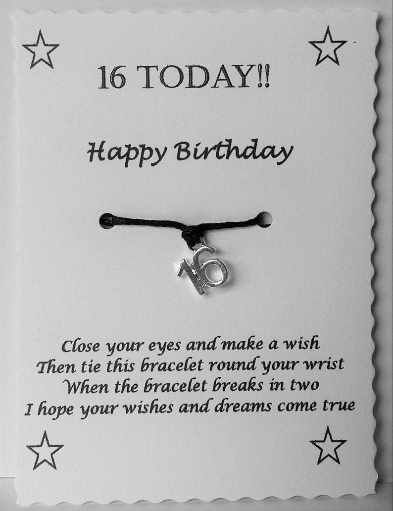 Sweet 16 première pierre de naissance Bracelet XVIe 16th Anniversaire Cadeau Cristal US