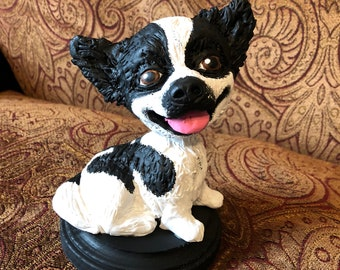 Pet Bobbleheads: Custom and Made to Order!