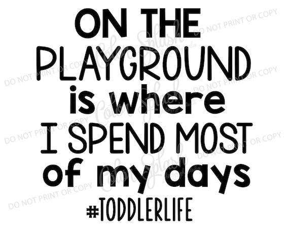 Fresh Prince Of Bel Air Svg Playground Svg Toddler Life Svg Etsy