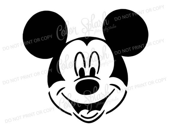 mickey mouse svg png eps dxf geschnittene datei cricut etsy. Black Bedroom Furniture Sets. Home Design Ideas