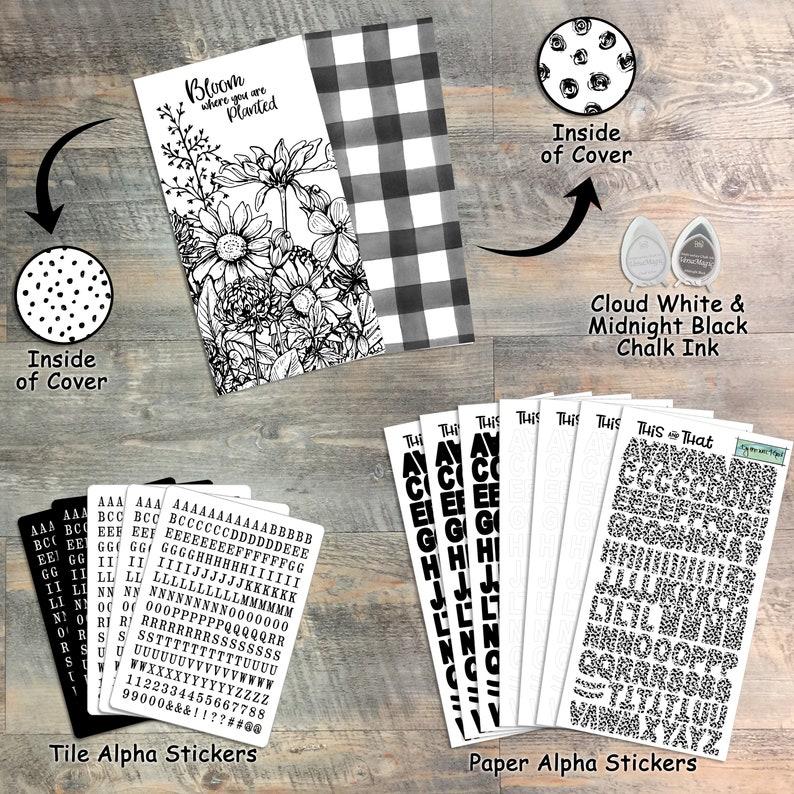 BTW4G Black & White Collection